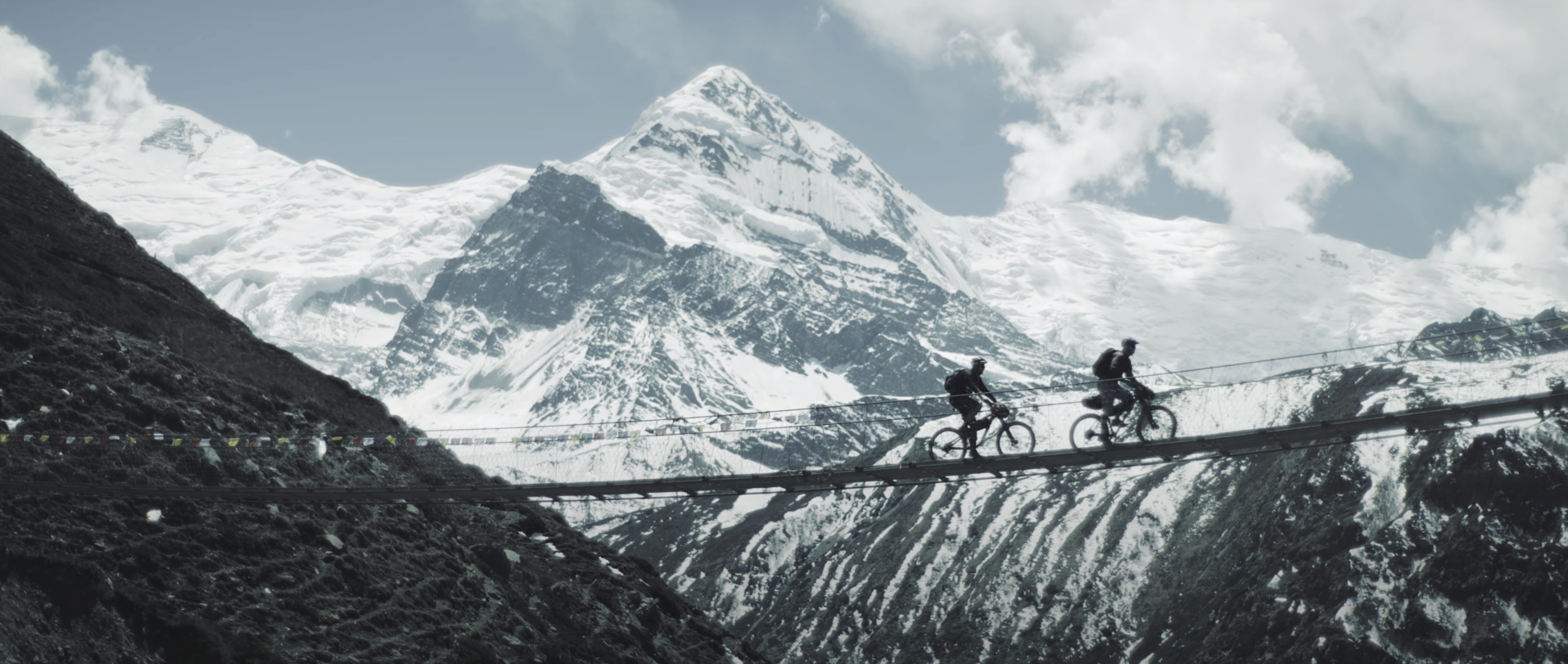 The Story Behind the Bicycle: Trip to the Roof of the World